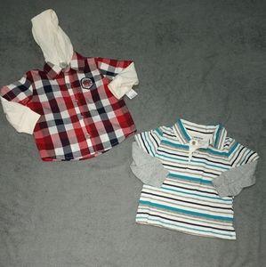 Wonder Kids long sleeve shirts 18 months